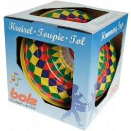 Bolz - Blechspielzeug - Brummkreisel Multicolor