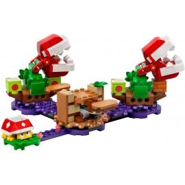 LEGO® Super Mario 71382 Piranha-Pflanzen-Herausforderung  Erweiterungsset