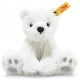 Steiff - Soft Cuddly Friends Lasse Eisbär 18cm weiss sitzend