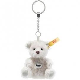 Steiff - Anhänger Mini Teddybär 8 Mohair flieder/grau