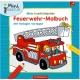 Mein kunterbuntes Feuerwehr-Malbuch (Mini-Künstler)
