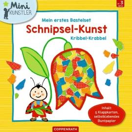 Mein 1.Bastelset: Schnipsel-Kunst-Kribbel-Krabbel (Mini-K.)