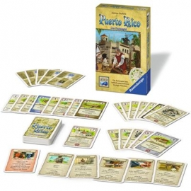 Ravensburger Spiel - Puerto Rico - Das Kartenspiel