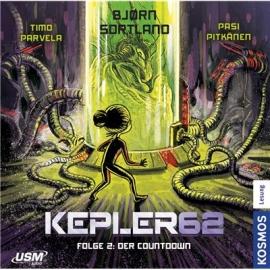 USM - CD Kepler62 - Der Countdown, Folge 2