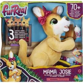Hasbro - FurReal Friends - Mama Josie, das Känguru