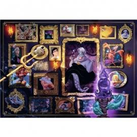Ravensburger Spiel - Disney™ Villainous - Ursula, 1000 Teile