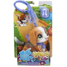 Hasbro - FurReal - Peealots Kleine Racker Husky