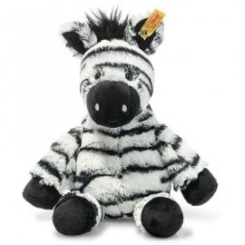Steiff - Soft Cuddly Friends Zora Zebra 30cm weiss/schwarz