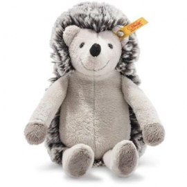 Steiff - Soft Cuddly Friends Hedgy Igel 20cm beige/grau meliert