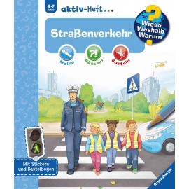 Ravensburger 32991 WWW aktiv-Heft Straßenverkehr