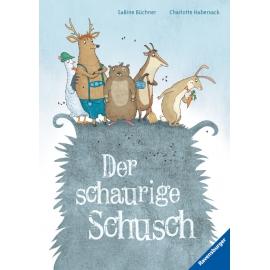 Ravensburger 41056 Der schaurige Schusch (Pappeausgabe)