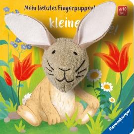 Ravensburger 43897 Fingerpuppenbuch: Hallo, kleiner Hase!
