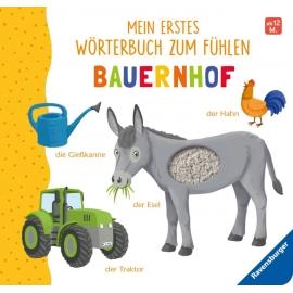 Ravensburger 43982 Wörterbuch zum Fühlen: Bauernhof