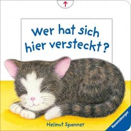 Ravensburger 43984 Spanner, Wer hat sich ...? (kl. Ausgabe)