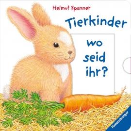 Ravensburger 43985 Spanner, Tierkinder, wo..? (kl. Ausgabe)