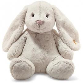 Steiff - Soft Cuddly Friends Hoppie Hase 48cm hellgrau