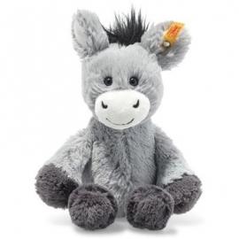 Steiff - Soft Cuddly Friends Dinkie Esel 20cm graublau