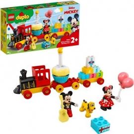 LEGO® DUPLO® 10941 - Mickys und Minnies Geburtstagszug