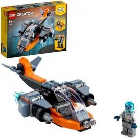 LEGO® Creator 31111 - Cyber-Drohne