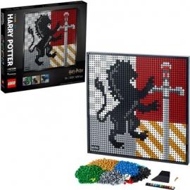 LEGO® Art 31201 - Harry Potter Hogwarts Wappen