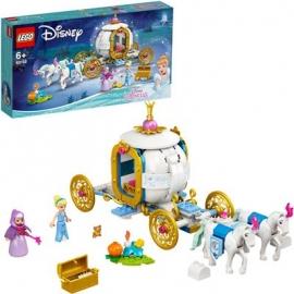 LEGO® Disney™ Princess 43192 - Cinderellas königliche Kutsche