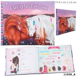 Miss Melody Freundebuch, Motiv 1