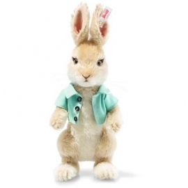 Steiff - Cottontail Hase 26cm Mohair blond