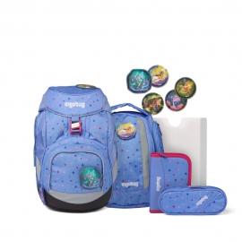 ergobag pack Schulrucksack-Set Bärzaubernd