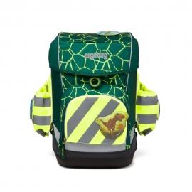 ergobag Seitentaschen Zip-Set mit Reflektorstreifen Gelb