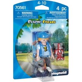 Playmobil® 70561 Teenie mit RC-Car