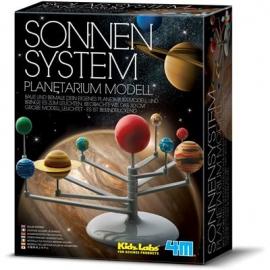 4M - Planetarium Modell Sonnensystem - KidzLabs
