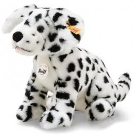 Steiff - Lupi Dalmatiner 26cm weiß/schwarz sitzend
