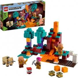 LEGO® Minecraft 21168 - Der Wirrwald