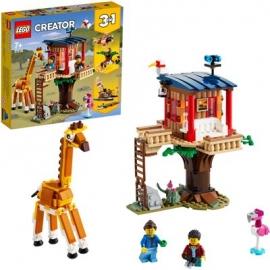 LEGO® Creator 31116 - Safari-Baumhaus
