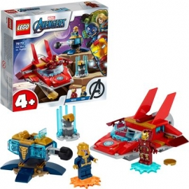 LEGO® Marvel Avengers Movie 4 76170 - Iron Man vs. Thanos