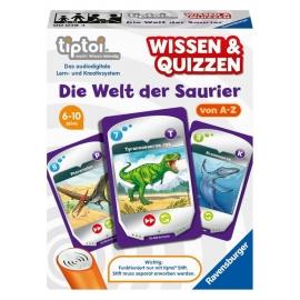 Ravensburger 00078 Wissen und Quizzen: Die Welt der Saurier