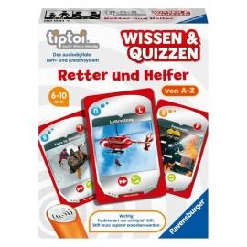 Ravensburger 00081 Wissen & Quizzen: Retter und Helfer