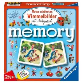 Ravensburger 81297 Meine schönsten Wimmelbilder memory®