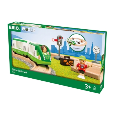BRIO 63384700 Starter Set Reisezug