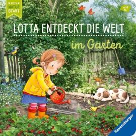 Ravensburger 43995 Lotta entdeckt die Welt: Im Garten