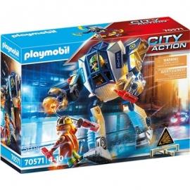Playmobil® 70571 - City Action - Polizei - Roboter Spezialeinsatz