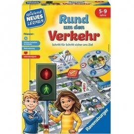 Ravensburger Spiel - Rund um den Verkehr