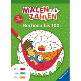 Ravensburger 41621 MnZ, 2. Kl.: Rechnen bis 100