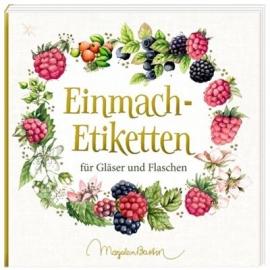 Coppenrath Verlag - Etikettenbüchlein - Einmach-Etiketten