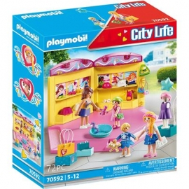 Playmobil® 70592 - City Life - Kids Fashion Store