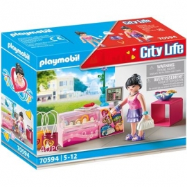 Playmobil® 70594 - City Life - Fashion Accessoires