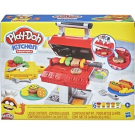 Hasbro - Play-Doh - Grillstation