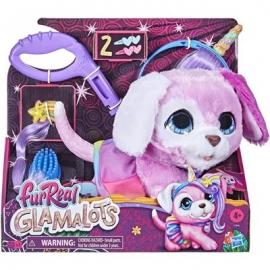 Hasbro - FurReal Friends - Glamalots Großer Racker