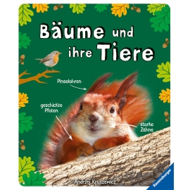 Ravensburger 55536 Bäume und ihre Tiere