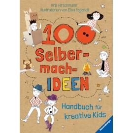 Ravensburger 55744 100 Selbermach-Ideen